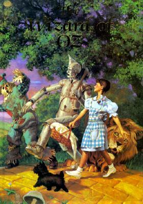 The Wizard of Oz By Baum, L. Frank/ Copelman, Evelyn (ILT)/ Denslow, W. W. (ILT)